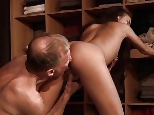 Teenager Fucked Padre weasel words seduced him swallowed cum