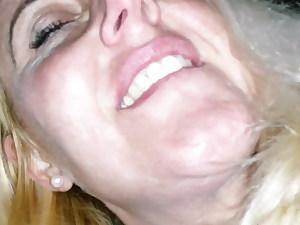Facial cumshot Expressions