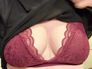 Love her big nipples