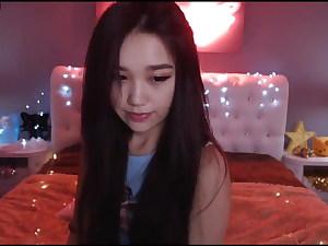 Asian web cam girl, anime joy chick