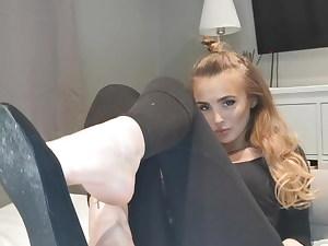 Kinky slut does whatever I told her