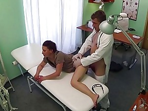 Hot Edita gets pussy fucked wide hammer away trustees