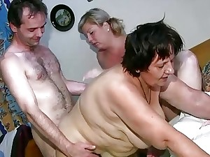OldNanny Obese grown up plus chunky milf is enjoying