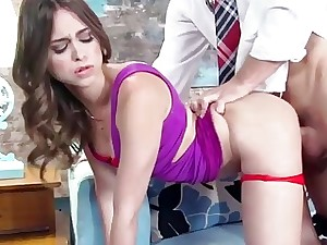 Functionary helter-skelter bigcock bangs Riley Reid